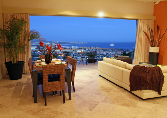 Luxury view condos for sale in Cabo San Lucas, Cascadas de Pedregal